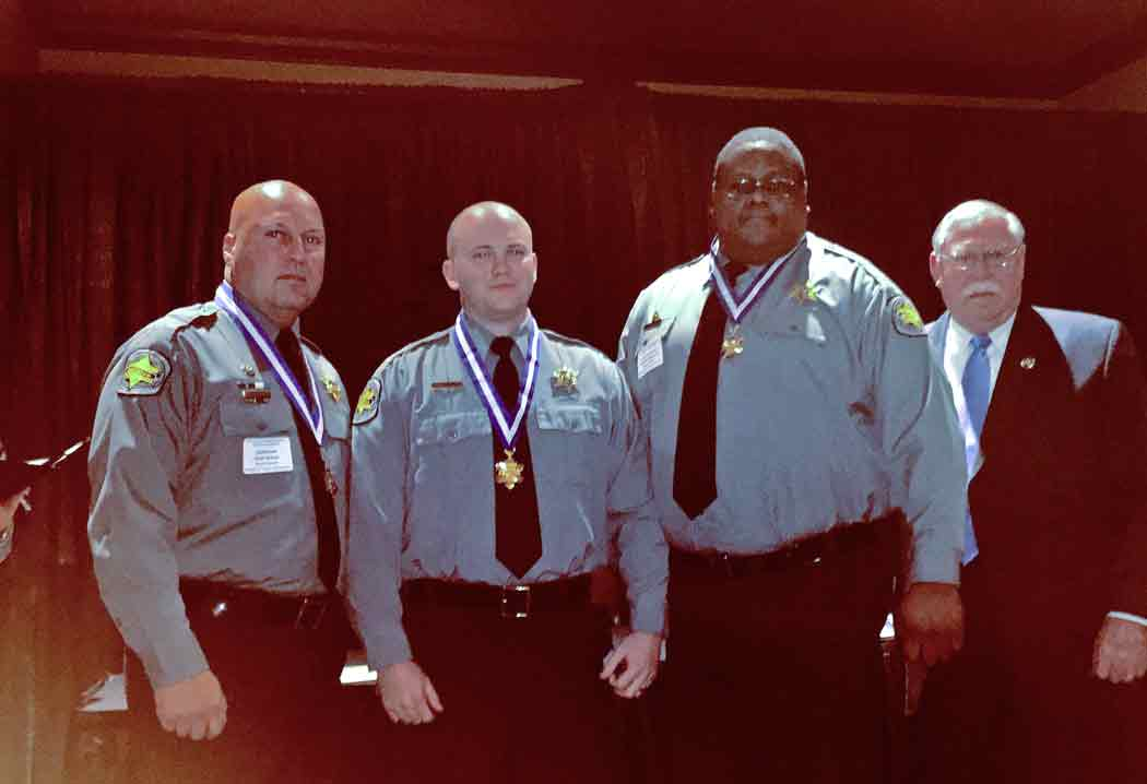 News and Announcements | Three Horry County Sheriff Deputies