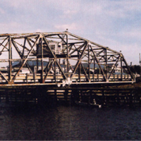 Little River Swing Bridge